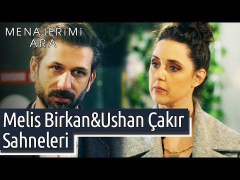 Menajerimi Ara | Ushan Çakır&Melis Birkan Sahneleri