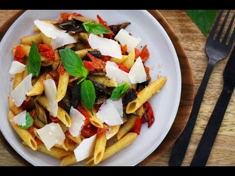 Recette des pates aux légumes d'été et astuces cuisine