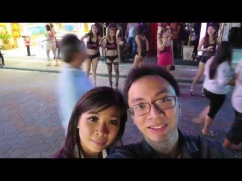 Re Honeymoon Travelling - Singapore & Thailand - Day 1 - B - Singapore - Bangkok - Pattaya