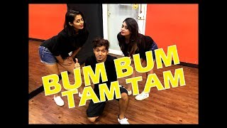 Bum Bum Tam Tam MC Fioti - (KondZilla) | Basic hiphop Dance Choreography | Vicky and aakanksha