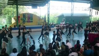 Whine Up - Ballroom dance by IV-Aquino