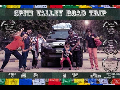 Episode 1/4 | Spiti Valley Family Road Trip from Bangalore