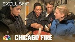 Fire Tweets: Miranda Rae Mayo, Kara Killmer & Annie Ilonzeh React - Chicago Fire (Digital Exclusive)