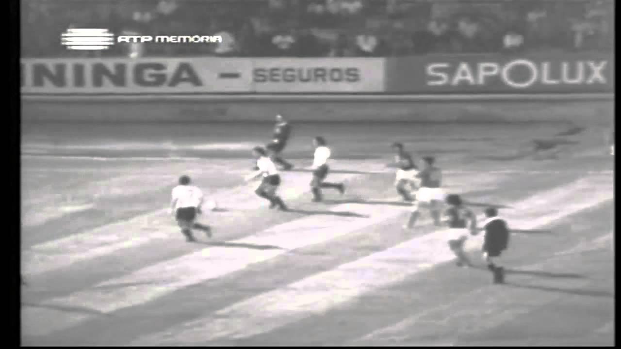Laranjeira (Sporting) no Portugal - 3 x Irão - 0 da Minicopa 1972 - Fase Grupos