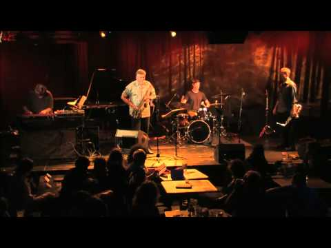 Crosscurrent 3 - Wayne Horvitz New Quartet - Part 1/5 - New York - September 9th 2011