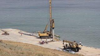 2 года первой съемке Керченского моста