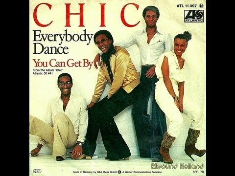 Chic - Everybody Dance (12 inch Mix) HQsound