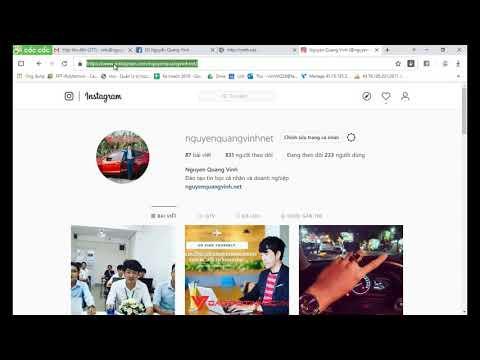 cách hack follow instagram trên máy tính - Hướng dẫn tăng Follow instagram người theo dõi thật trên instagram 5 phút đơn giản - Daotaotinhoc.vn