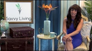 FULL EPISODE: Savvy Living TV Show (KCAL Los Angeles) Hosted by Merilee Kern - 8
