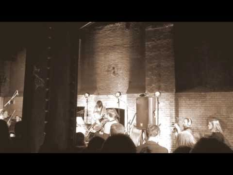 Jonny Greenwood & the LCO: Self-Portrait with Seven Fingers - Wapping Hydraulic Powerstation LIVE