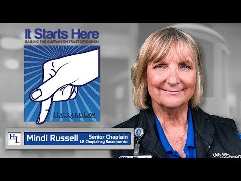 It Starts Here Podcast | Ep. 6: Chaplain Mindi Russell