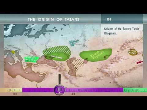 The Origin of Tatars
