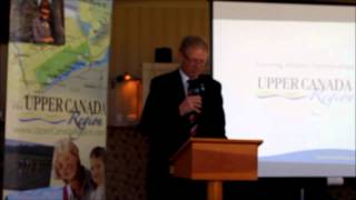 Upper Canada Region Business Breakfast 8May14 Mayor Byvelds