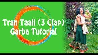 garba tutorial tran taali garba tutorial garba360