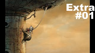 Let's Play Machinarium Extra #01: Not Saving the Day Cinematically