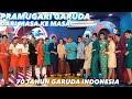 Happy 70th Anniversary GARUDA INDONESIA!