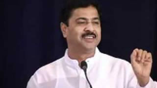 Pramod Mahajan Bhashan kala Part 1