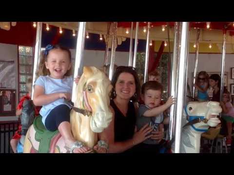 Carousel Park Olcott Beach, NY Family Fun