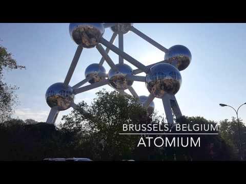 Travel Diary : Europe - Belgium, France, Netherlands