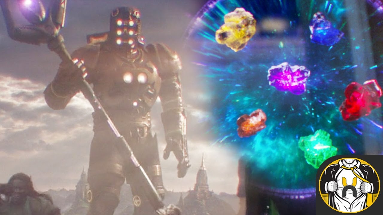 Who Created The Infinity Stones In The Mcu Youtube