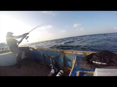 GOPRO: SOCOTRA FISHING BE A HERO