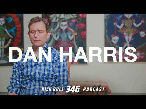 Dan Harris on The Power of Meditation For Fidgety Skeptics