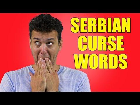 Why SERBIAN curse words