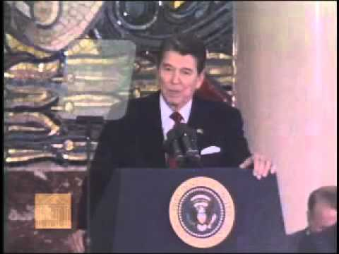 Who influenced the conclusion of the cold war, Gorbachev or Reagan? Essay Sample