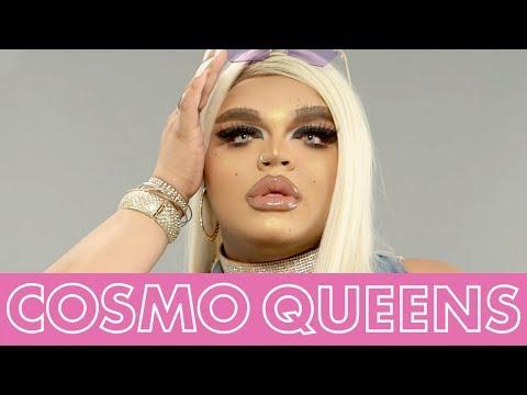 Kandy Muse Transforms Into a Platinum Goddess   Cosmopolitan