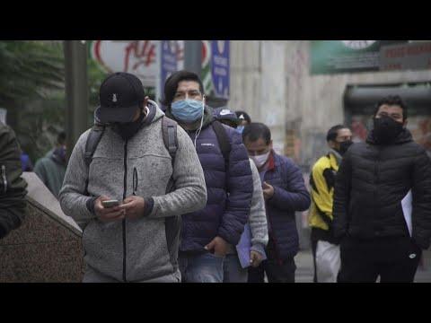 afpes: Chile alcanza nuevo récord de muertes diarias por coronavirus | AFP