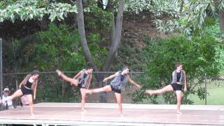 dance maui 2015 ampersand the right thing to do