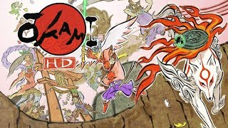 Okami HD (Switch) Review (Video Game Video Review)