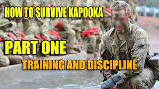 How To Survive Kapooka SERIES║Part 1: Training and Disciplin…