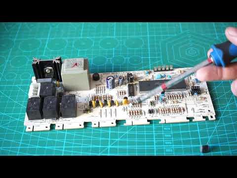 1/10 Линейный или трансформаторный блок питания EVO1 | Курс по ремонту модулей стиральных машин