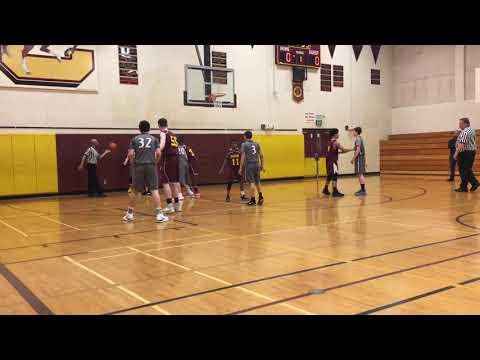 Isaiah Cunningham C/O 2025: Cedarcrest Middle School