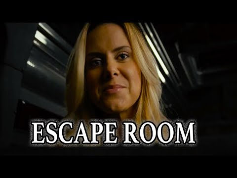 ESCAPE ROOM  Annabelle StephensonHorror Moviechefhawk  2017 HD