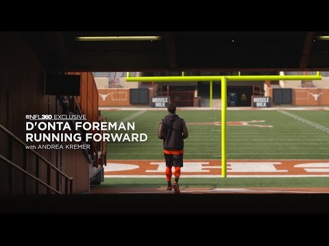 D'Onta Foreman: Running Forward Through Tragedy | NFL 360 | NFL Network