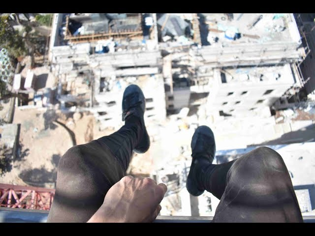 Running on the Rooftops - Parkour POV