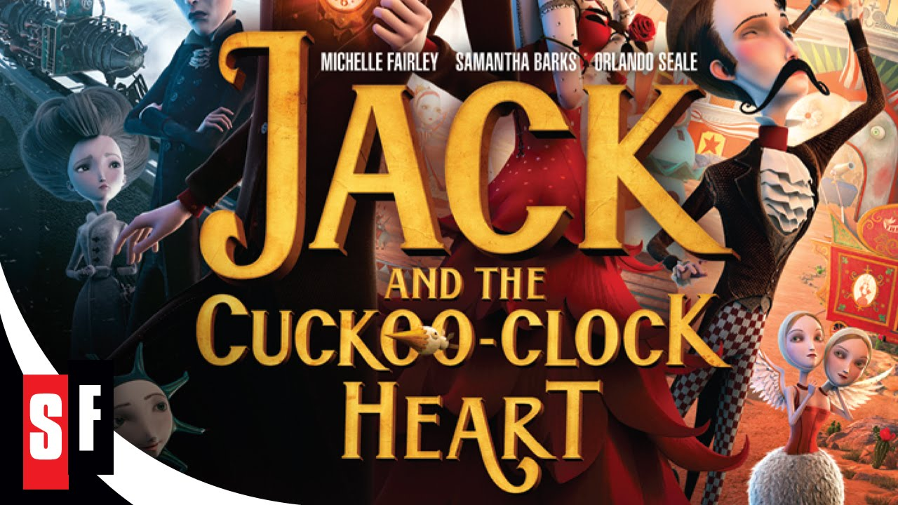 Download Jack and the Cuckoo Clock Heart (2014) - OFFICIAL TRAILER HD