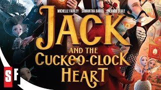 Jack and the Cuckoo Clock Heart (2014) - OFFICIAL TRAILER HD