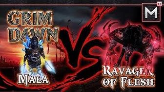Hardcore Elite Ravager of Flesh vs Cadence Tactician