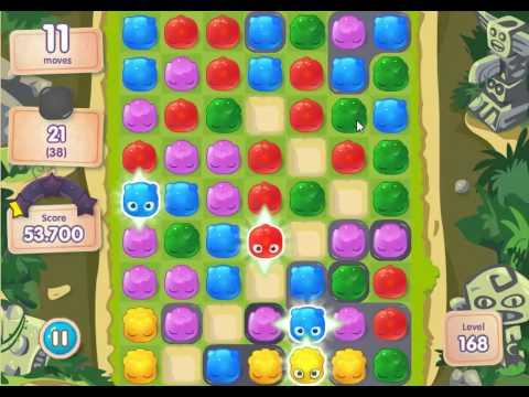 Jelly Splash Level 168