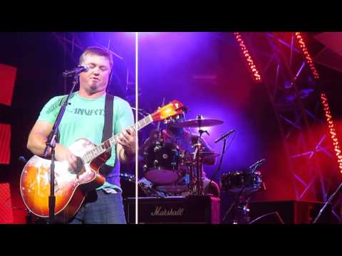 """Edwin McCain """"I'll Be"""" Live at Epcot Eat to the Beat Concert Series 10/17/13 Food and Wine Fest"""