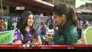 Ridhima Ghosh Interview - CCL4