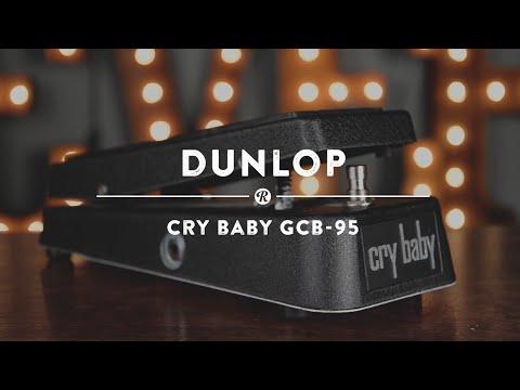 Dunlop Cry Baby GCB-95 | Reverb Demo Video