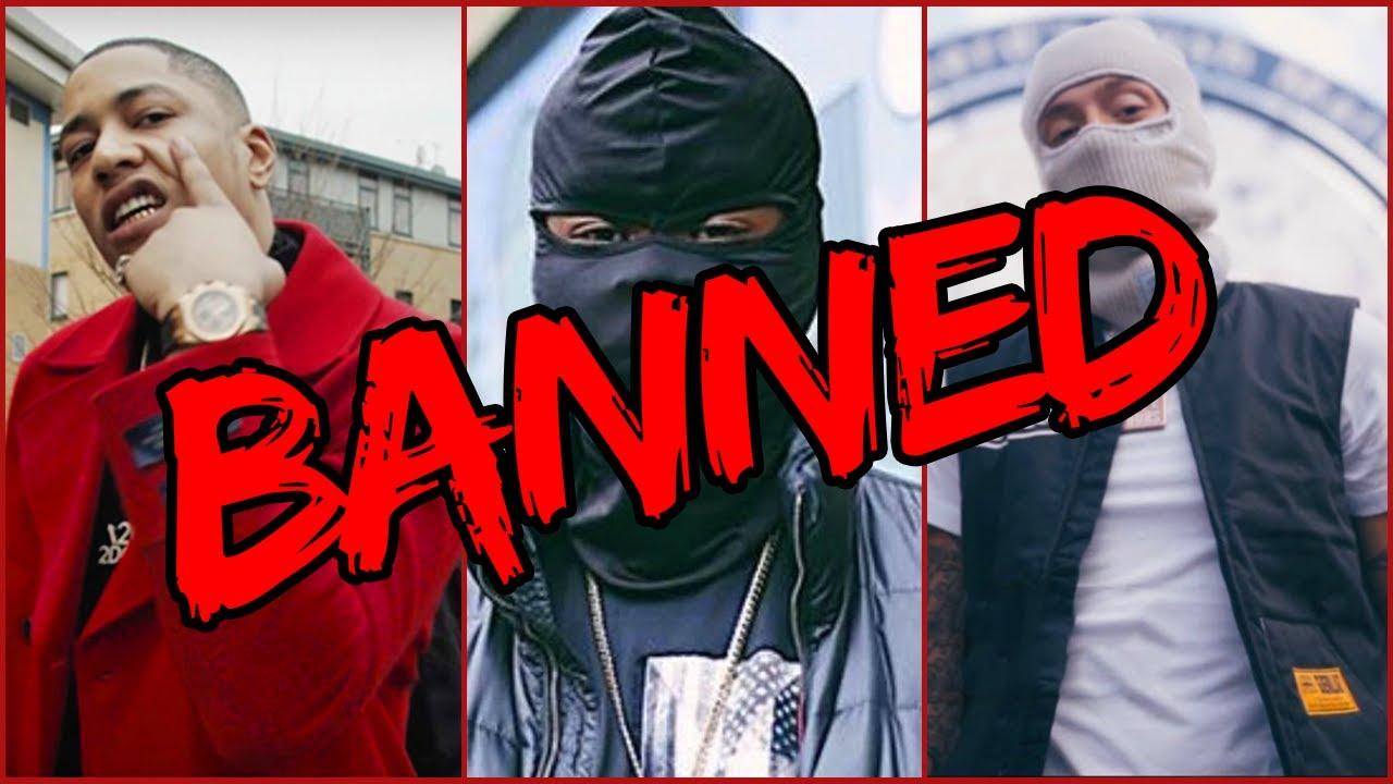 UK DRILL RAPPERS ARRESTED FOR MAKING MUSIC (Digga D,  Skengdo & AM)