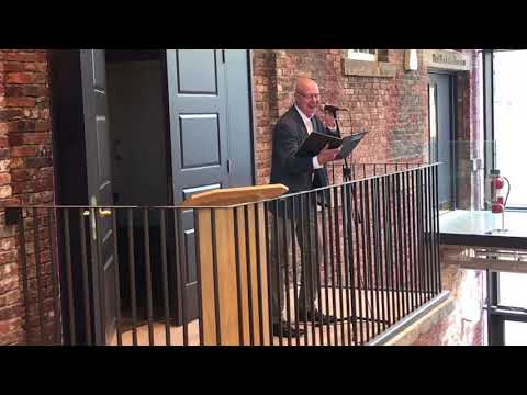 Revival - A poem about Square Chapel Arts Centre by Keith Hutson