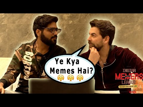 Neil Nitin Mukesh Reacts To Neil Nitin Mukesh Memes | Rohit Sadhwani