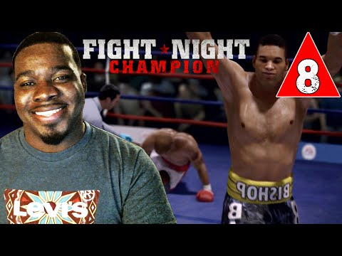Fight Night Champion Gameplay Walkthrough Part 8 - Blood Thicker Than Water - Lets Play Champion