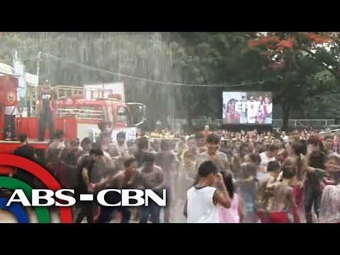 Wattah Wattah Festival sa San Juan, tuloy | News Patrol